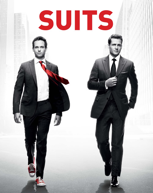 SUITS_dvd