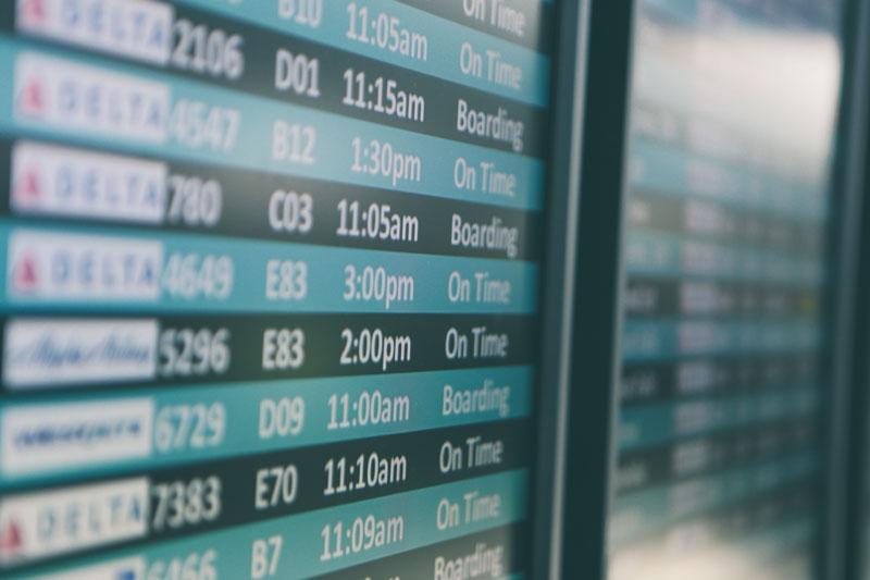 【3時間前】国際線に乗るなら何時間前までに?の正解【鉄板】