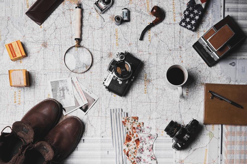 必需品まとめ:長期の海外旅行で本当に必要な持ち物リスト21