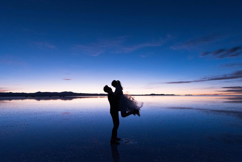 新婚旅行でウユニ塩湖に行く。Part1